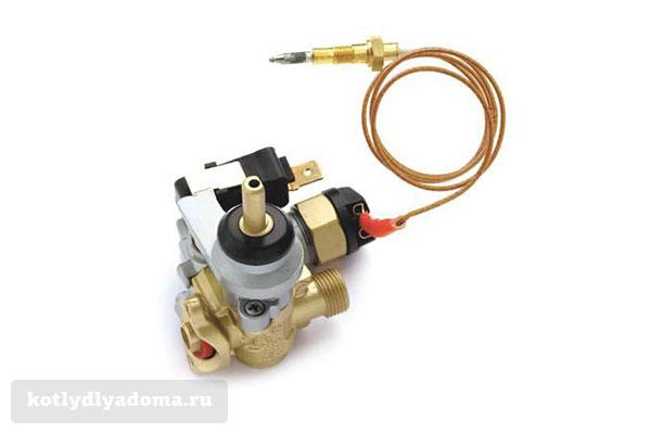 Автоматика газового контроля для плит и котлов
