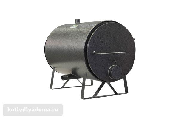 Котел отопления на твердом топливе «Эван» Warmos TK