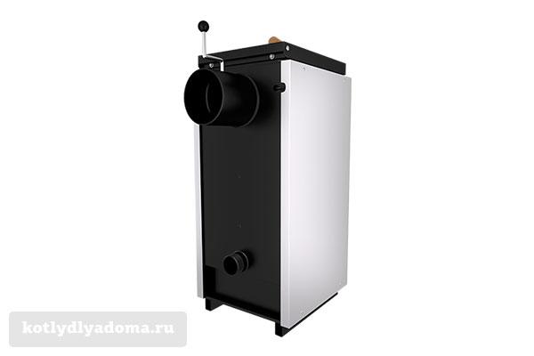 Российский водогрейный котел на угле и дровах «Лемакс» Форвард