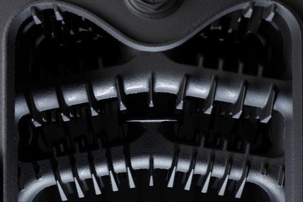 Телообменник чугунного твердотопливного котла Buderus Logano G221