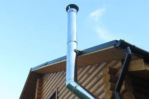 Устройство и монтаж дымохода для газового котла