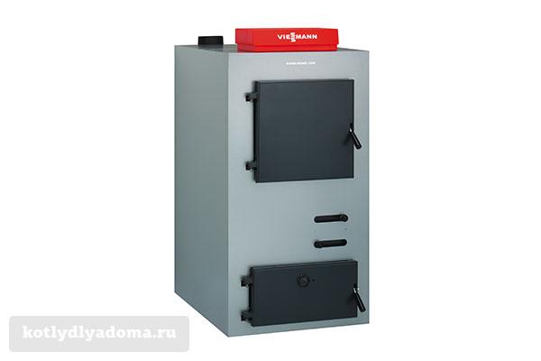 Твердотопливный котел отопления «Viessmann» Vitoligno 100 S