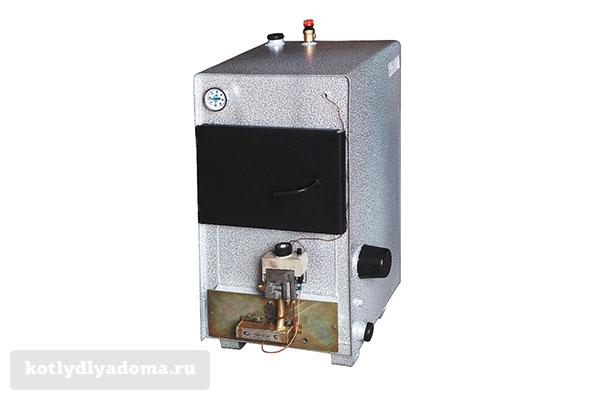 Комбинированный котел отопления «Каракан» с газовой горелкой