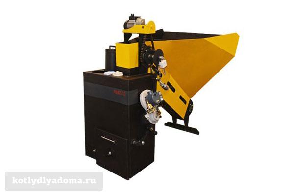 Автоматический котел отопления «Ямал» на угле