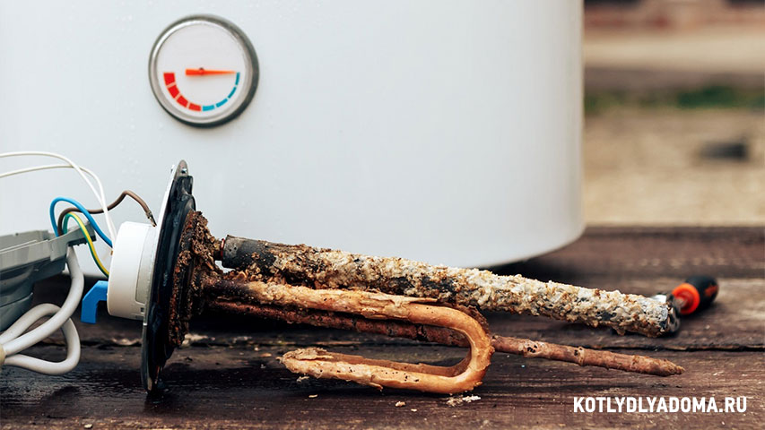 Как отремонитровать водонагреватель если он бьет током?