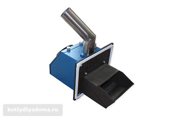 Горелка РВ10/20КСТ для сжигания пеллет от компании Общемаш