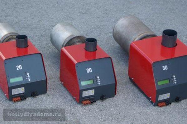 Пеллетное оборудование «Pelltech» для водогрейного котла «Wirbel» EKO
