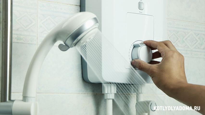 Что делать если бойлер бьет током через смеситель?