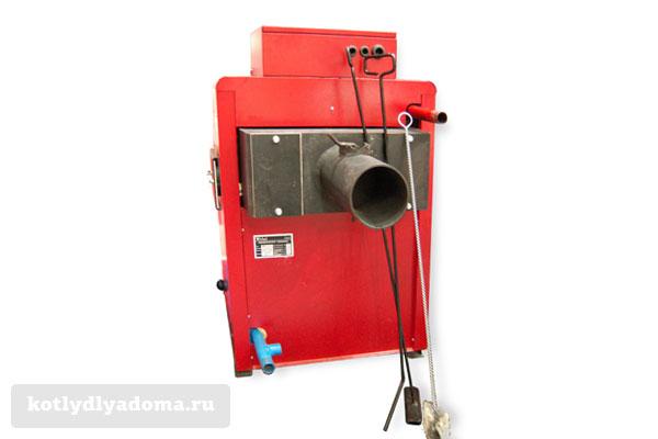 Патрубок дымохода и приборы очистки котла «Wirbel» EKO EL