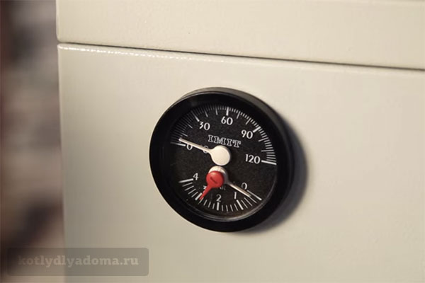 Термоманометр ТТ котла отопления Протерм «Бобер»