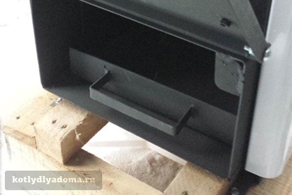 Зольник котла на твердом топливе «Лемакс» Форвард